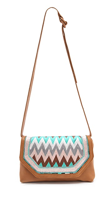 Cleobella Zigga Large Cross Body Bag