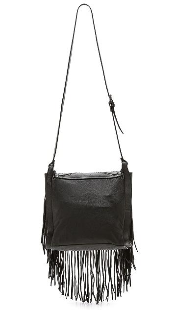 Cleobella Samira Fringe Messsenger Bag