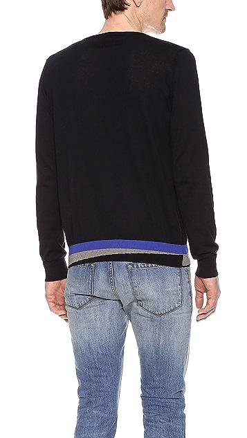 Closed Fine Gauge Sweater