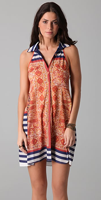 Clover Canyon St. Thomas Printed Dress