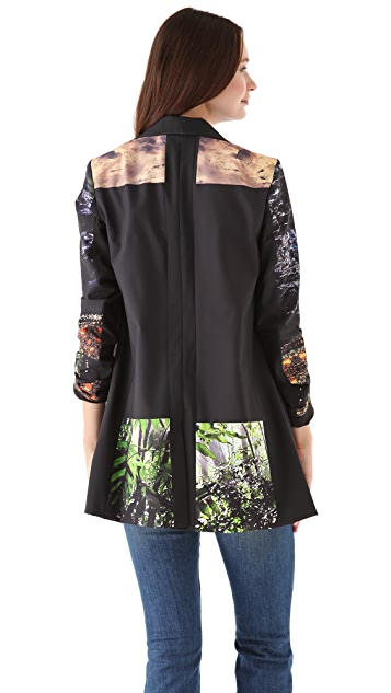 Clover Canyon Waterfall Jacket