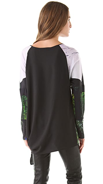Clover Canyon Side Tie Top