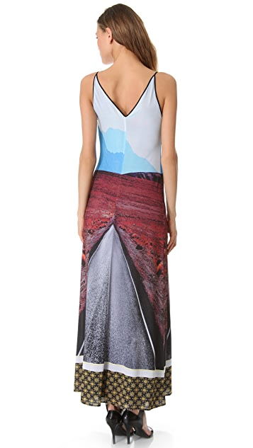 Clover Canyon On The Road Sleeveless Dress