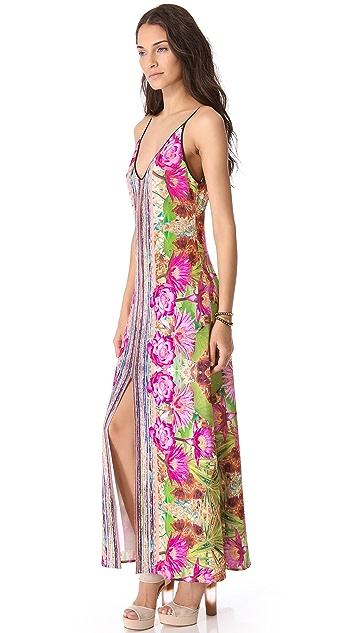 Clover Canyon Fools Gold Maxi Dress