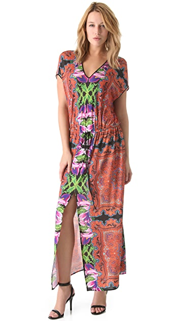 Clover Canyon Orchid Trip Dress