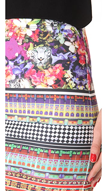 Clover Canyon Bengal Tigers Skirt