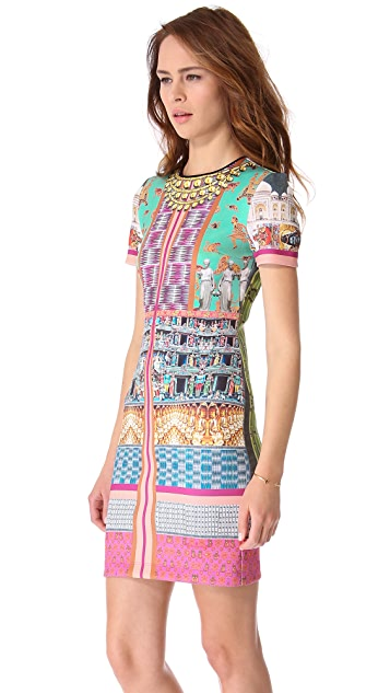 Clover Canyon Taj Mahal Necklace Dress