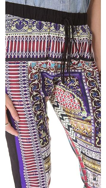Clover Canyon City Palace Drawstring Pants
