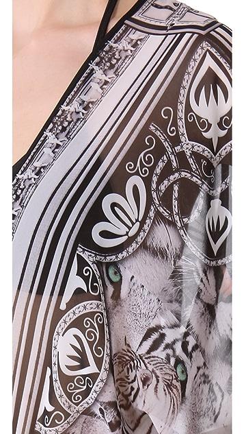 Clover Canyon Eye of the Tiger Kimono