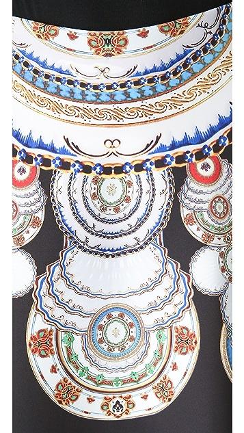 Clover Canyon Russian China Skirt