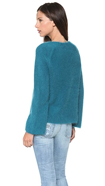 Clover Canyon Angora Sweater
