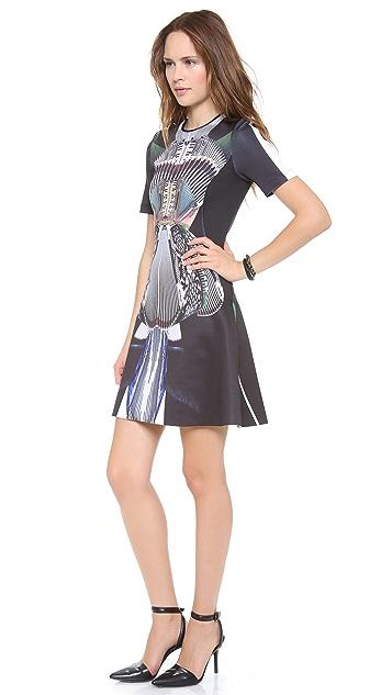 Clover Canyon Accordion Dance Dress