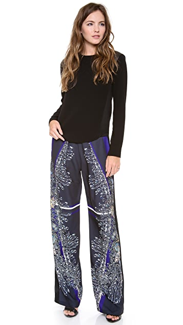 Clover Canyon Russian Enamel Pants