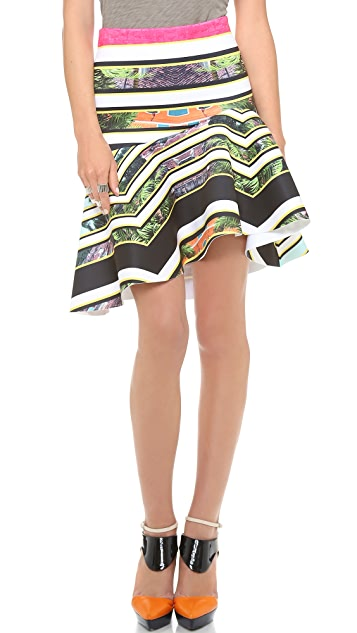 Clover Canyon Cuban Step Skirt