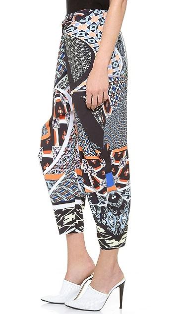Clover Canyon Cuban Tile Pants