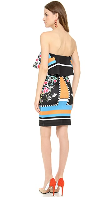 Clover Canyon Cuba Scarf Dress