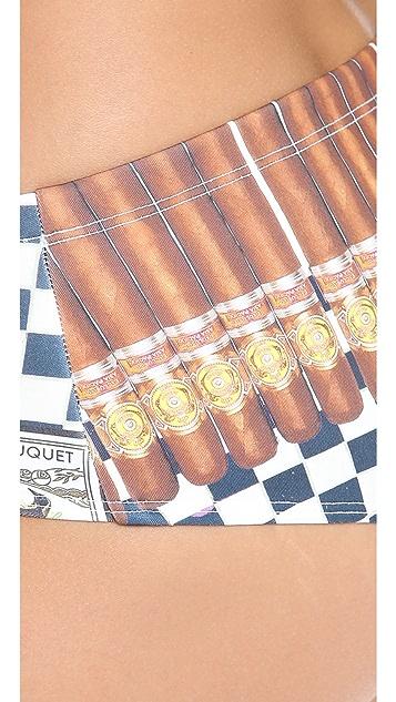 Clover Canyon Cuban Cigars Bikini Bottoms
