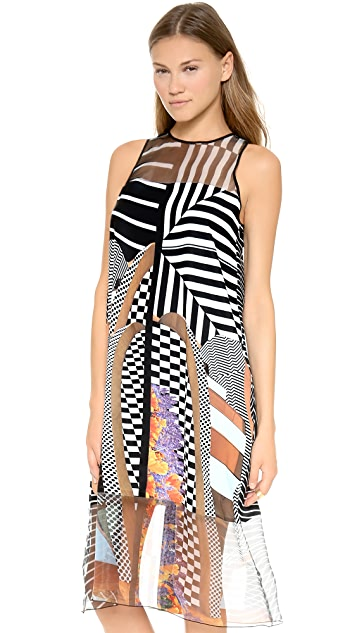 Clover Canyon Lautner Land Dress