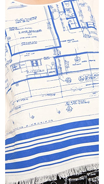 Clover Canyon Blueprint Top
