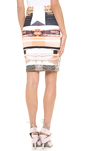 Clover Canyon Desert Home Skirt