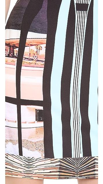 Clover Canyon Desert Home Dress