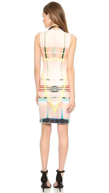 Clover Canyon Fluorescent Lights Dress