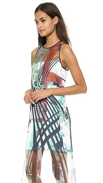 Clover Canyon Calder Gardens Dress