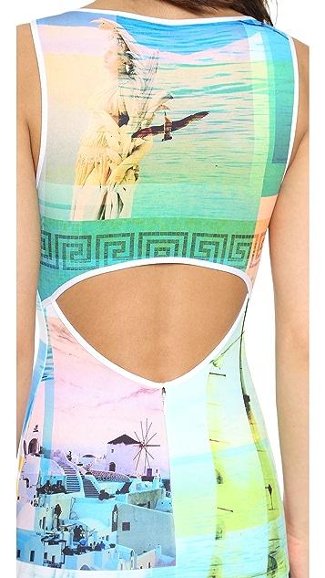 Clover Canyon Greek Dream Sleeveless Dress