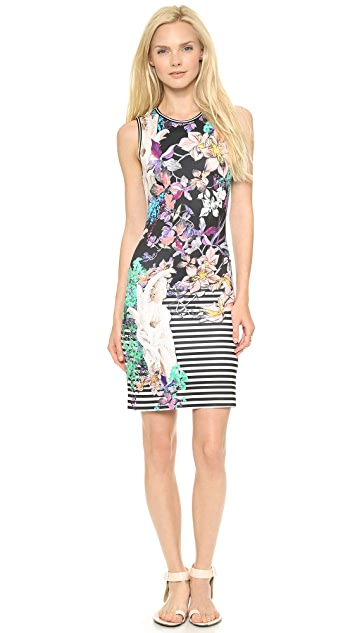 Clover Canyon Enchanted Garden Sleeveless Dress
