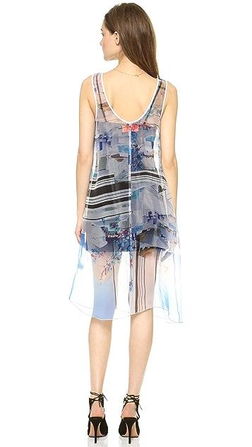 Clover Canyon Santorini Stripe Dress
