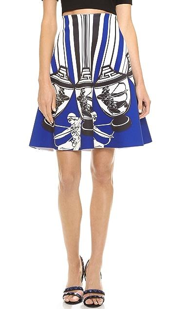 Clover Canyon Athenian Vase Flared Skirt