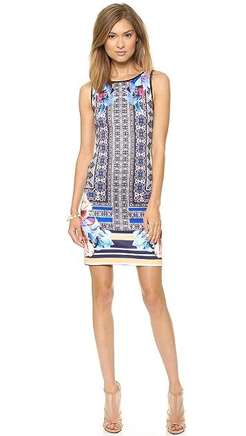 Clover Canyon Byzantine Scarf Dress