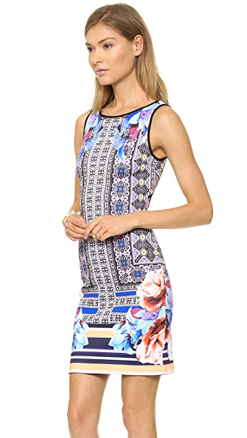 Clover Canyon Платье с завязками на шее Byzantine