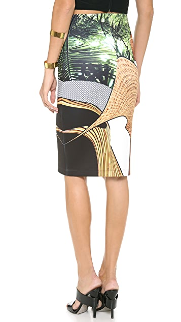 Clover Canyon Cuban Amazon Skirt