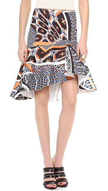 Clover Canyon Cuban Tile Skirt