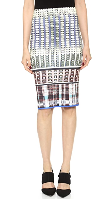 Clover Canyon Donegal Fitted Skirt