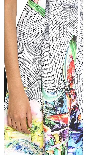 Clover Canyon Sculpture Garden Dress
