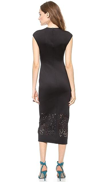 Clover Canyon Laser Cut Dress