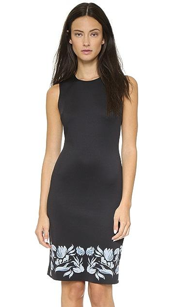 Clover Canyon Puff Print Dress