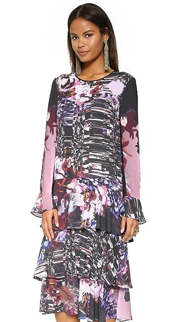 Clover Canyon Poetic Petals Dress