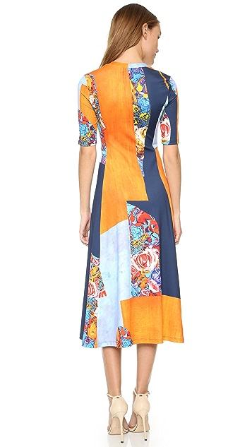 Clover Canyon Surreal Garden Dress