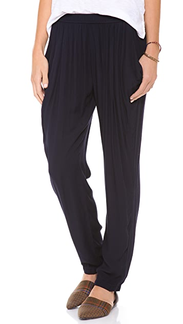Clu Draped Pocket Pants