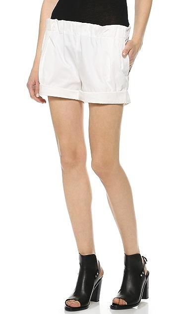 Clu Folded Shorts