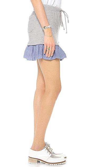 Clu Clu Too Rufled Skirt