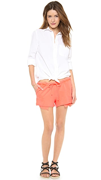 Clu Clu Too Sweat Shorts with Pocket