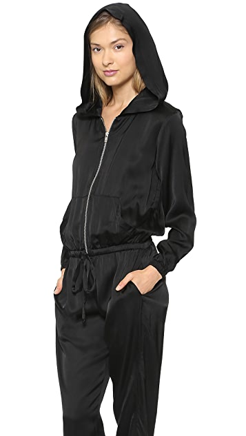 Clu Hooded Jumpsuit