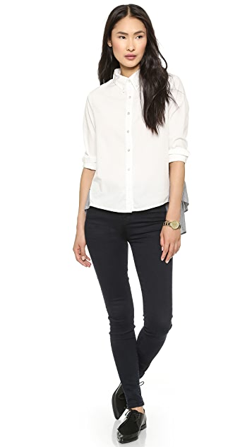 Clu Ruffled Shirt