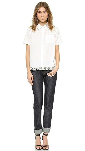 Clu Embellished Shirt