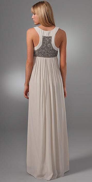 Club Monaco Julita Long Dress