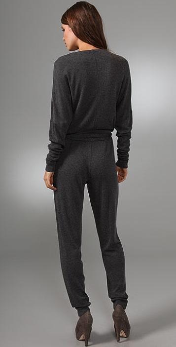 Club Monaco Erin Sweater Jumpsuit